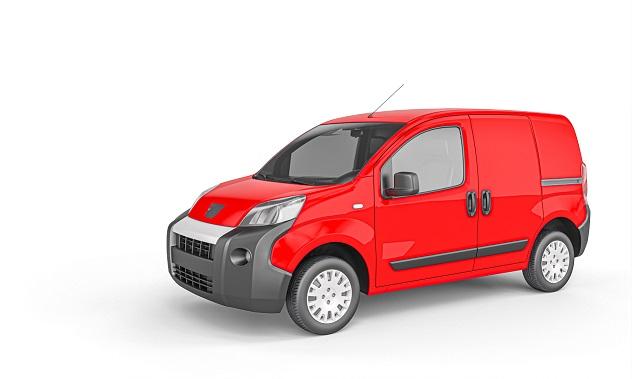 Camionnette Rouge - PneuTime